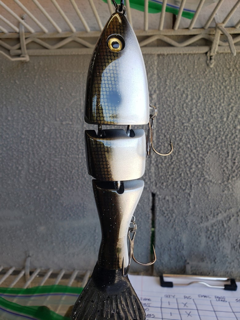 Image of 7 inch TT. Tennessee Shad.