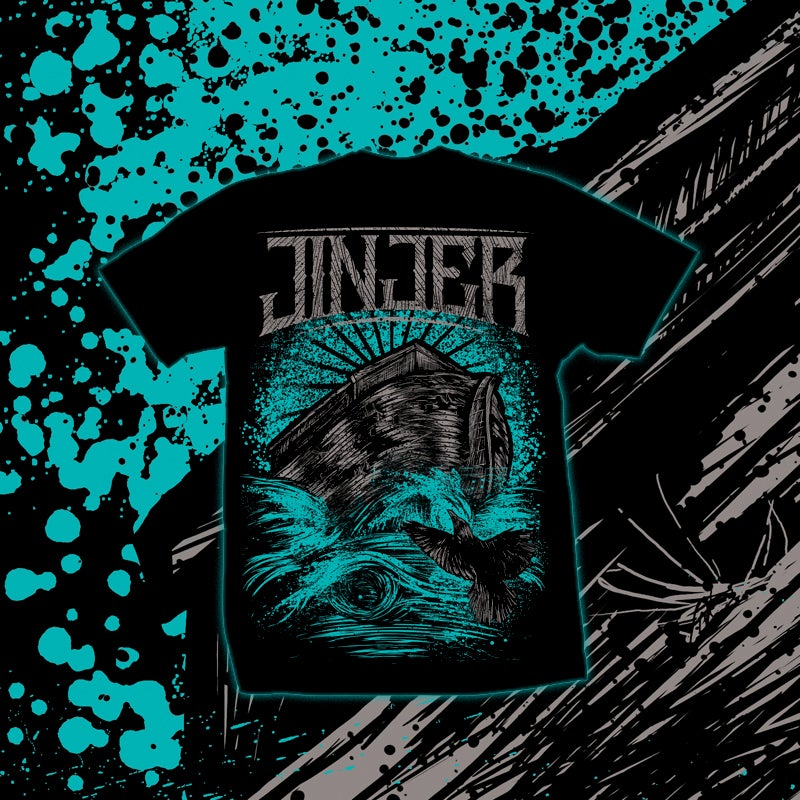 Image of JINJER - Noah - TEE *NEW*