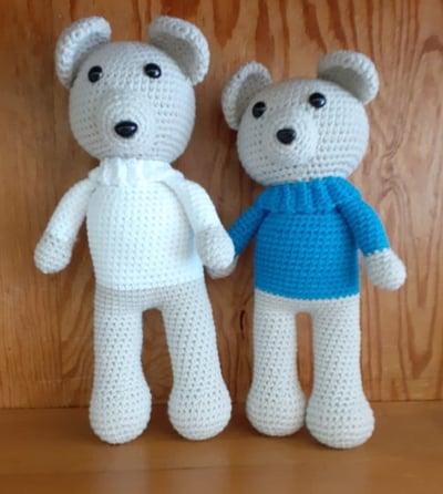 Bonecos - Urso  - Lopo Xavier