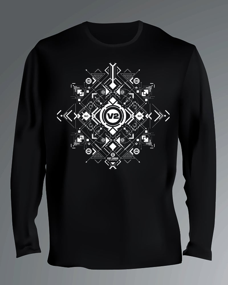 Image of V2 Fracture - Long Sleeve