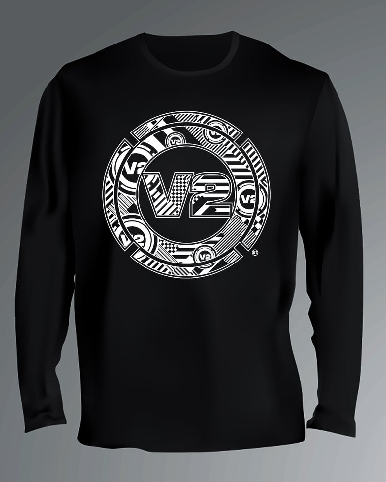 Image of V2 Circle - Crew Neck Sweater