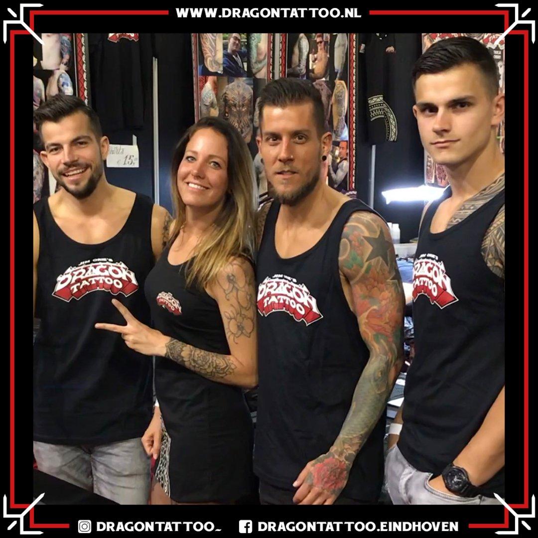 Dragon Tattoo Singlets