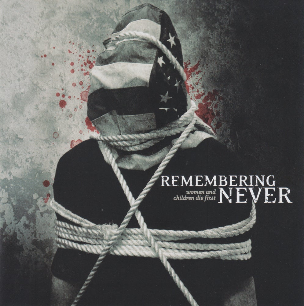 Image of Remembering Never- Woman and Children Die First LP PREORDER