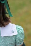 Image 3 of Nana Mae Chick Print Collar Dress