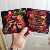 Image of Monument Of Misery CD