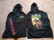 Image of Monument Of Misery Hoodie