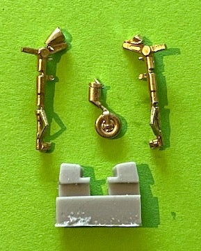 Image of Spitfire Mk.XIV Upgraded Undercarriage set (Airfix)