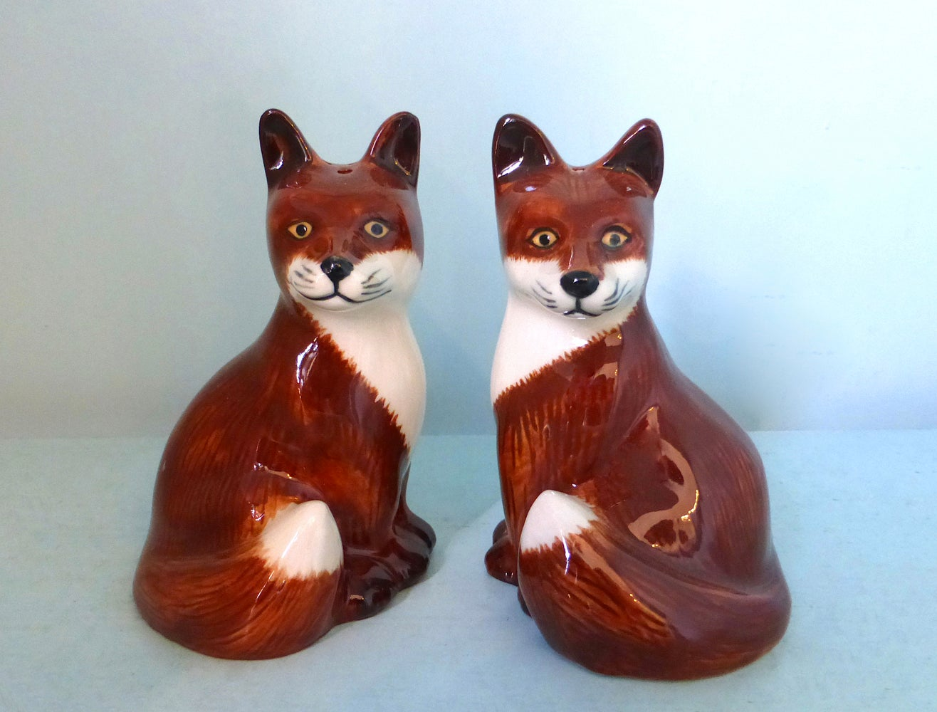 Image of Fox Salt and Pepper