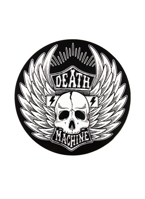 Image of HEADSTONE STICKER