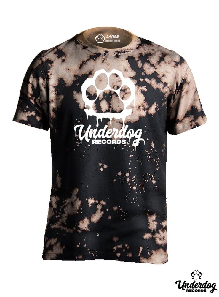 Image of Underdog Records Destroyed Shirt