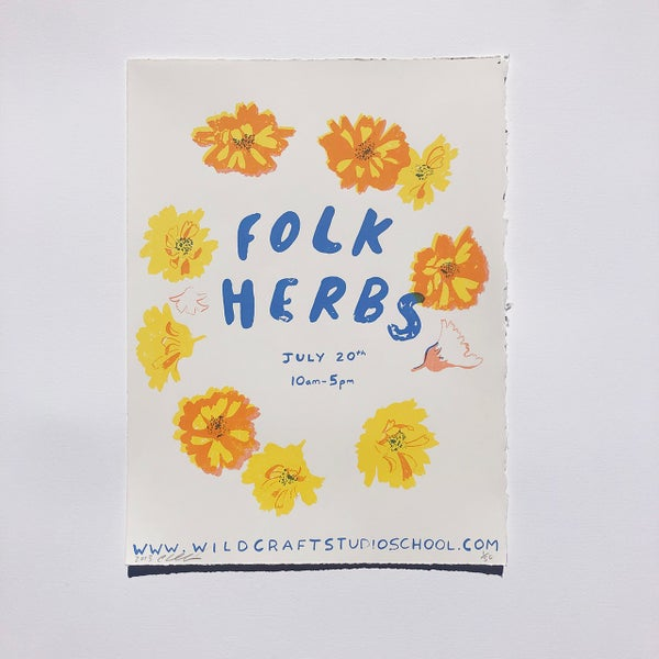 Image of Folk Herbs