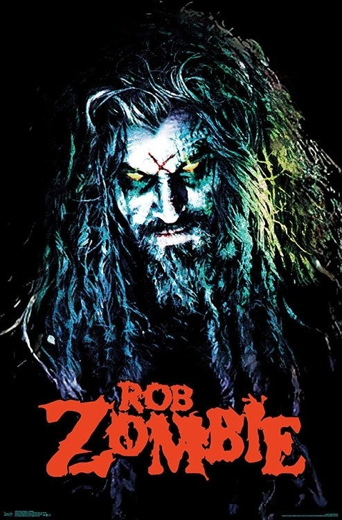Image of Rob Zombie Poster