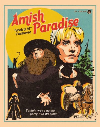 Image of Amish Paradise – 11x14 Print