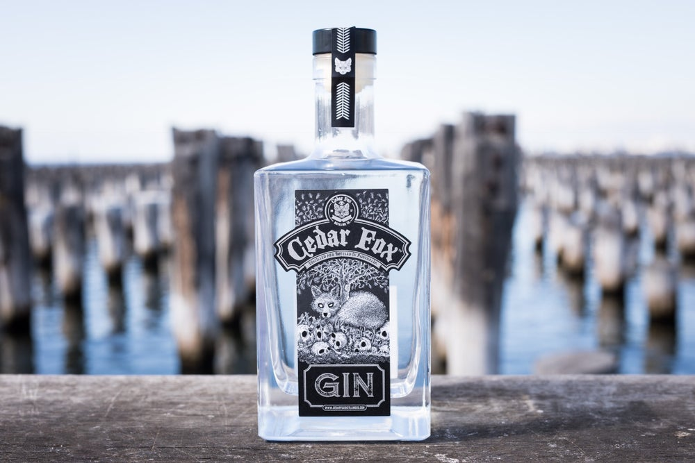 Image of Cedar Fox Gin