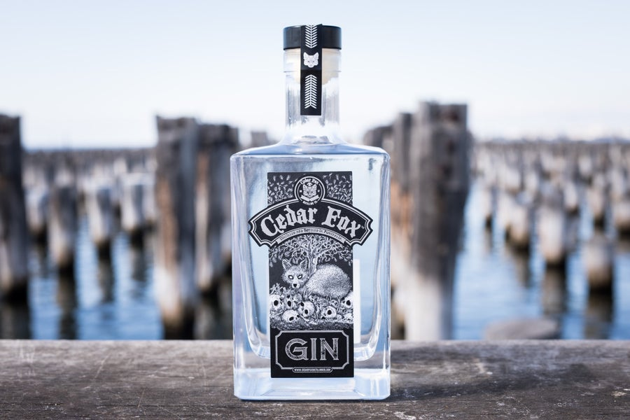 Image of Cedar Fox Gin