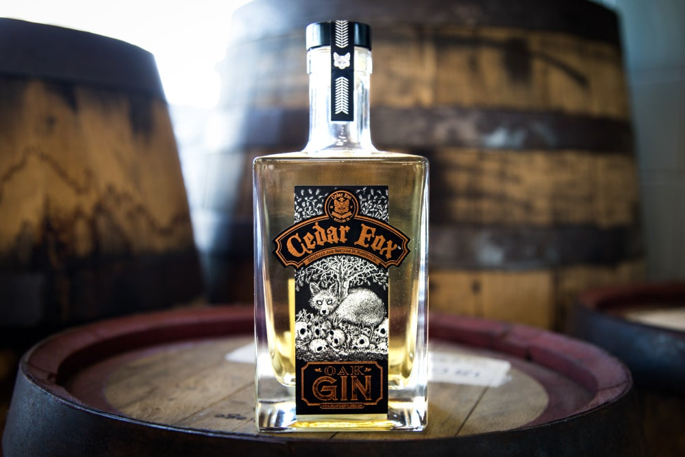 Image of Cedar Fox Oak Gin
