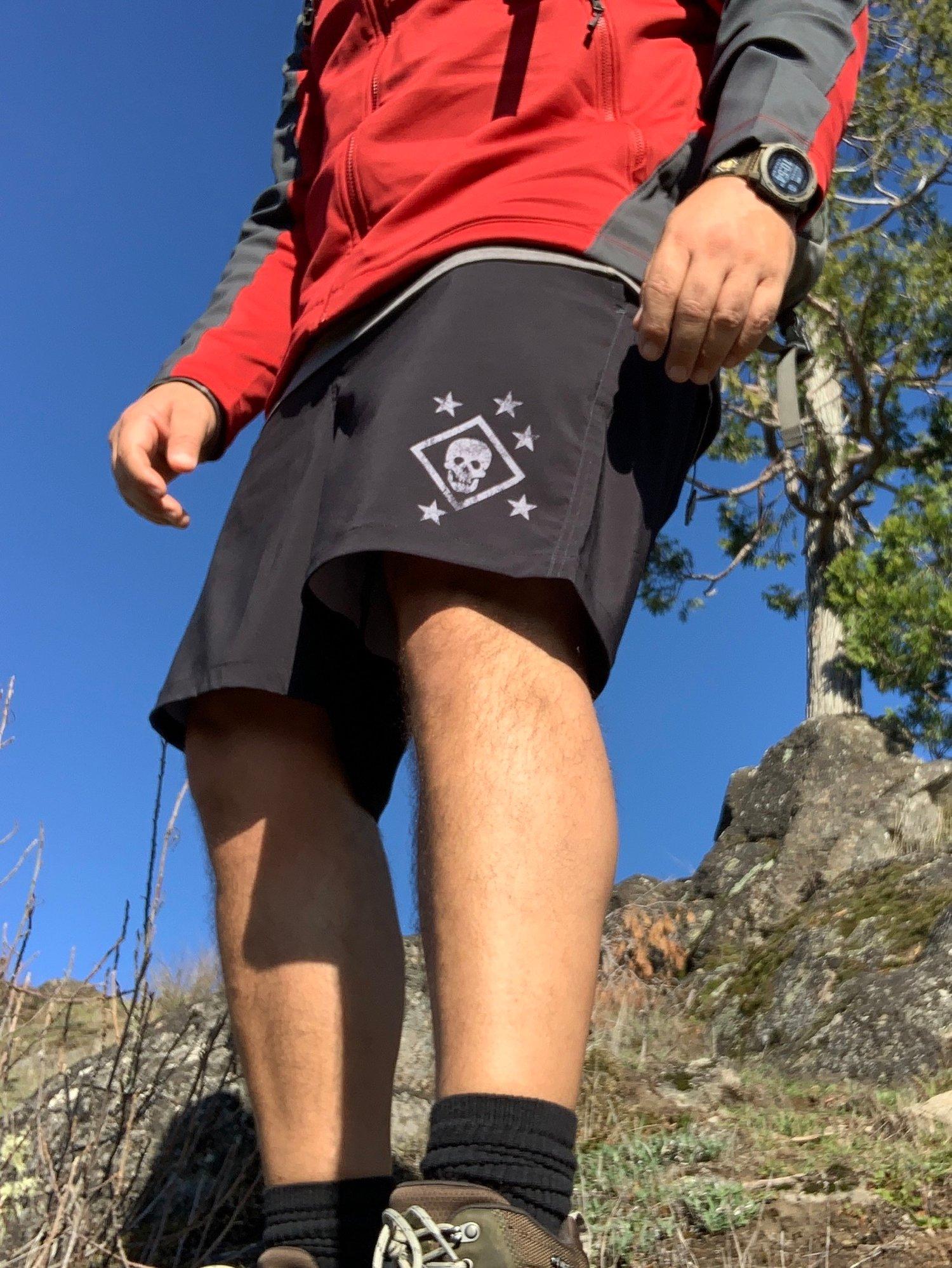 Image of Hybrid Training Shorts