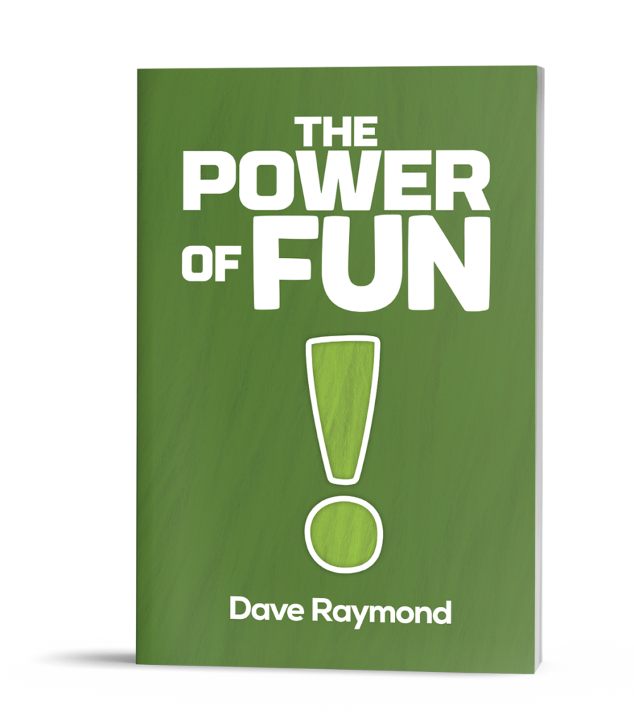 Image of The Power of Fun (paperback)