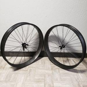 Image of 26x80mm Wheel Set