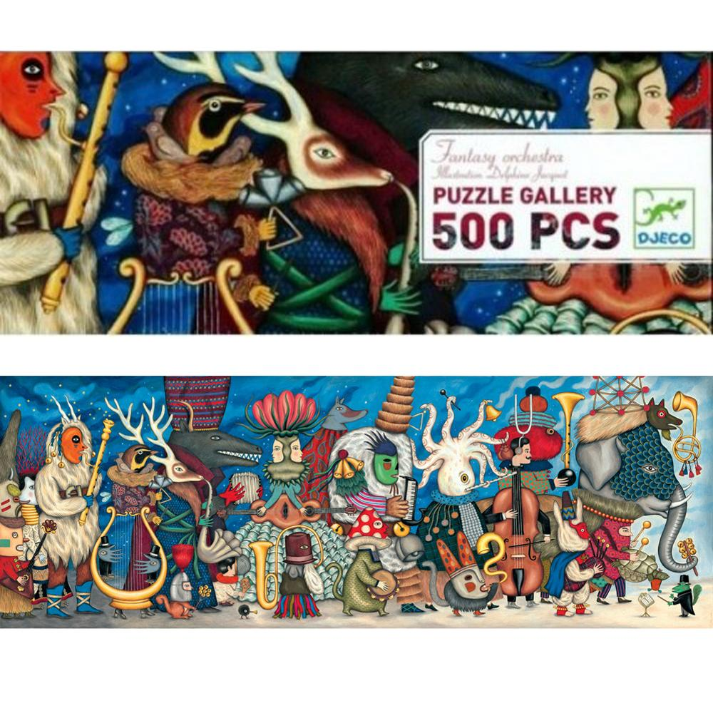 Image of Fantasy Orchestra Puzzle 500 pcs