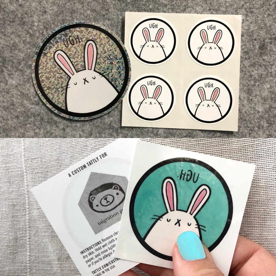 Image of UGH bunny bundle