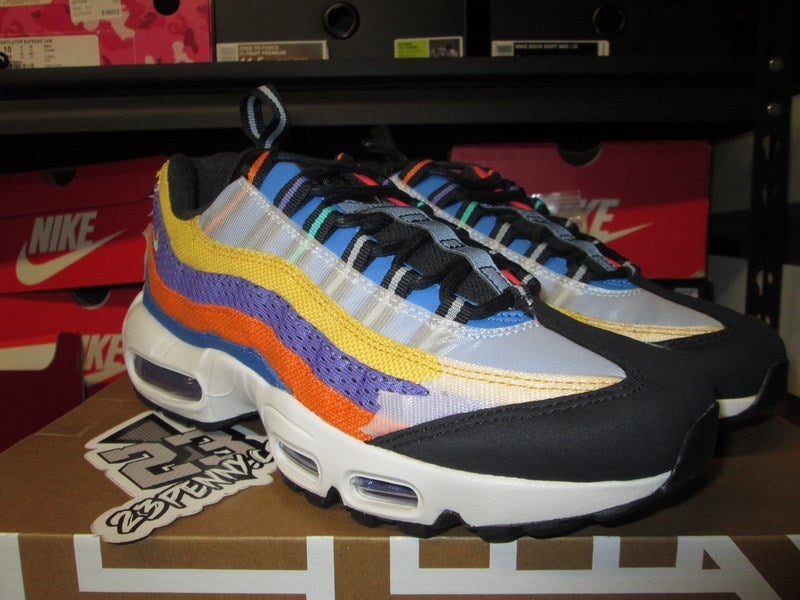 "Image of Air Max 95 ""Black History Month 2020"""