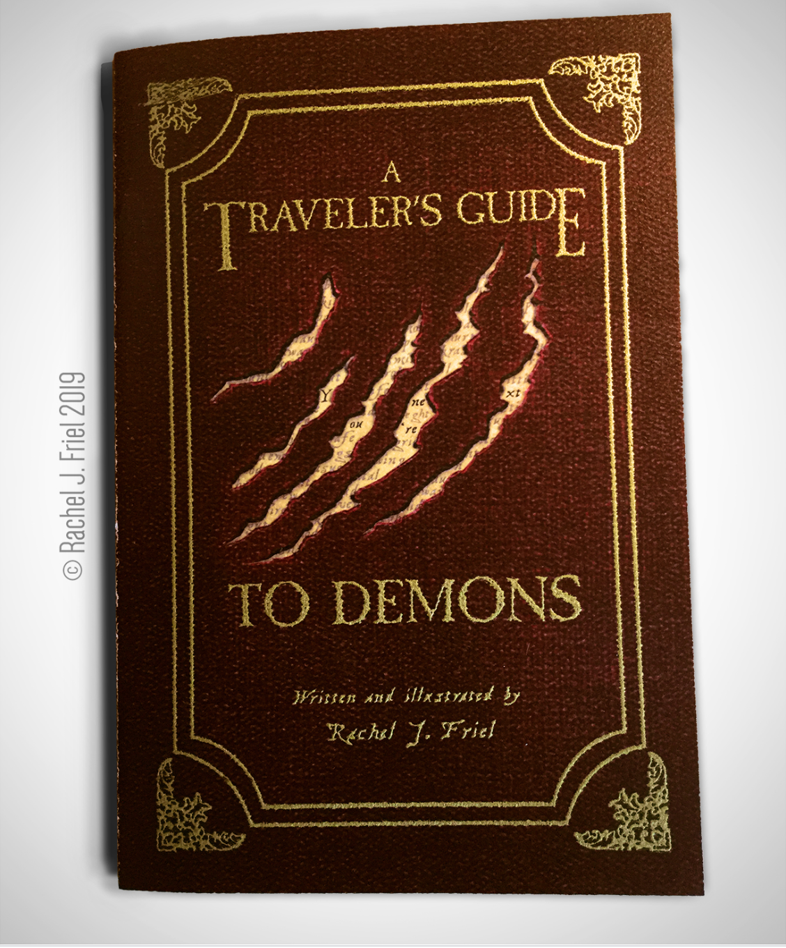 Image of A Traveler's Guide to Demons