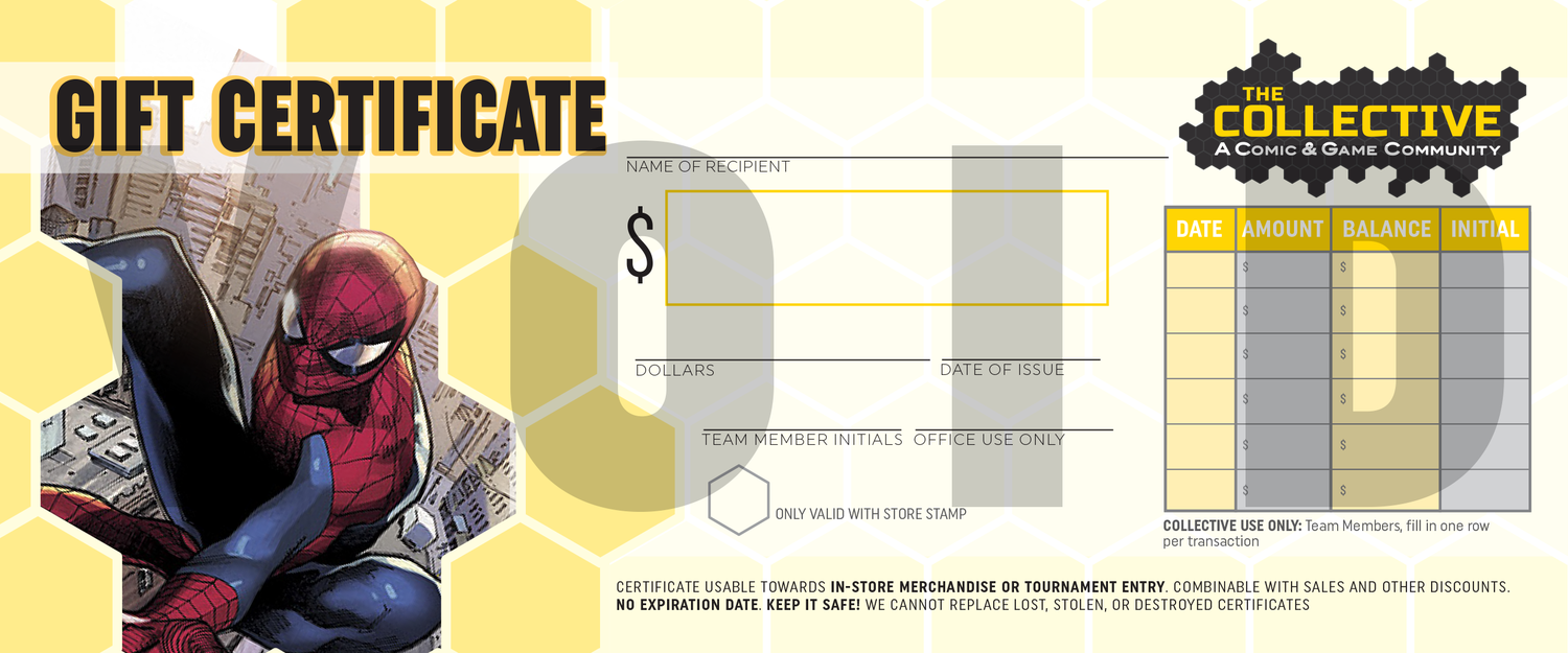 Image of The Collective Gift Certificate