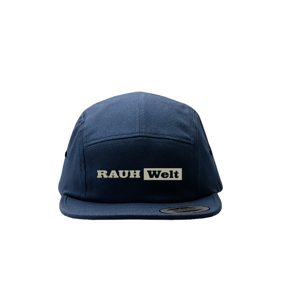 Image of RAUH-WELT 5 PANEL - NAVY