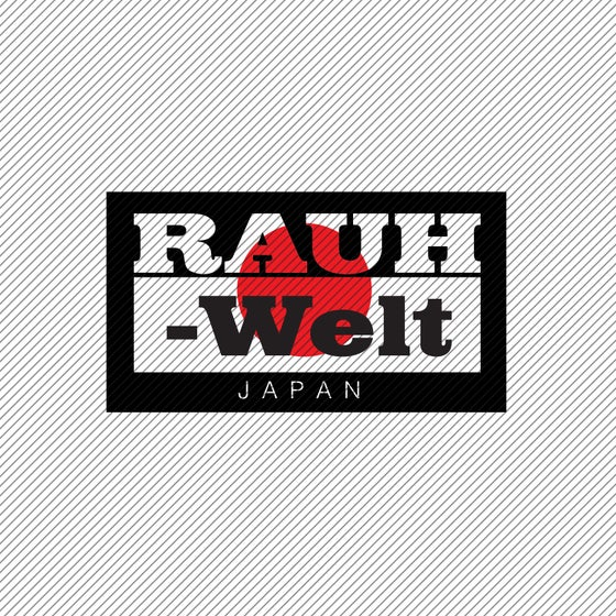 Image of RAUH-Welt Japan Decal