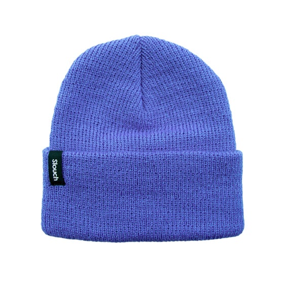 Image of Blue Jay Knit Cuff Beanie