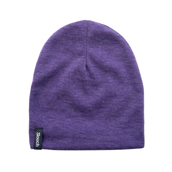 Image of Grape Slouch Beanie