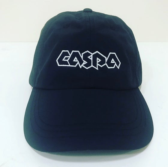 Image of Caspa Nylon Dad Hat [Limited Edition]