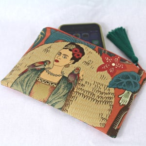 Image of Phone Purse - Frida Paprika