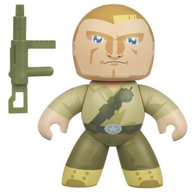 Image of G.I. JOE Mighty Muggs Figure: DUKE