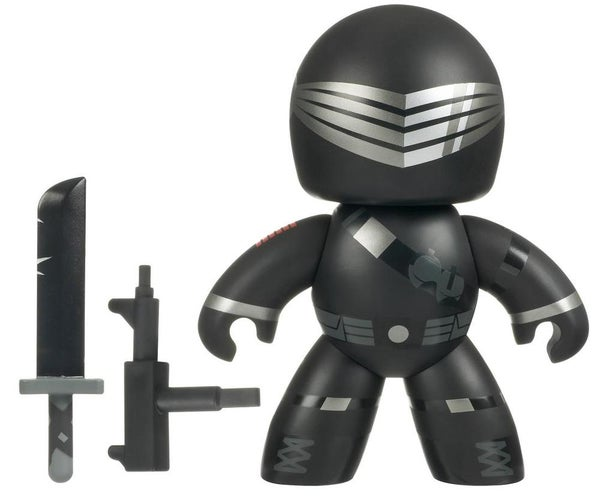 Image of G.I. JOE Mighty Muggs Figure: SNAKE EYES