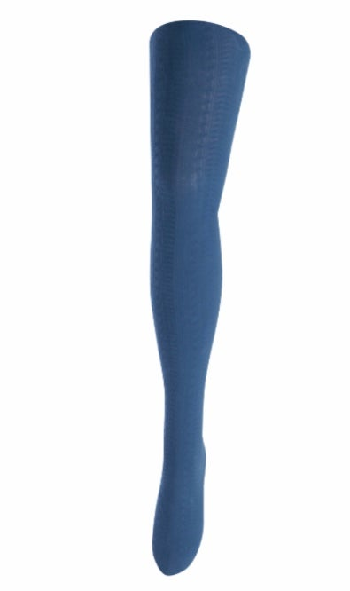 Image of Tightology tights- travestere blue