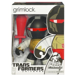 Image of Transformers Universe Mighty Muggs Figure: Grimlock