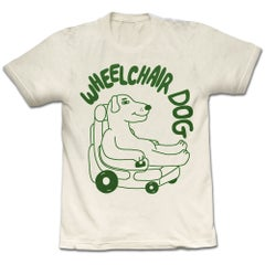 Wheelchair Dog shirt - Sick Animation Shop