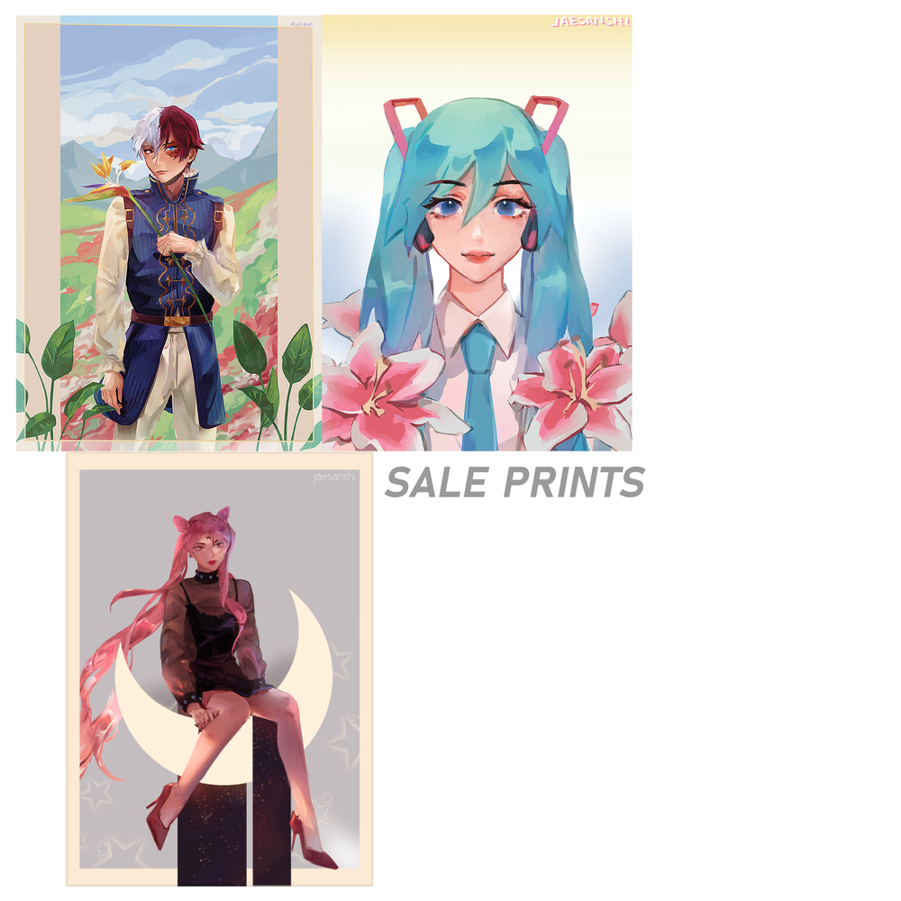 Image of SALE Prints