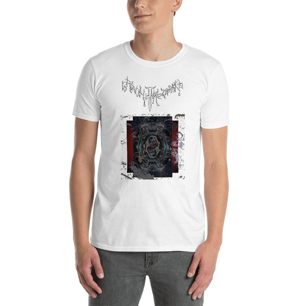 """Image of Brenoritvrezorkre """"Fire, Storm & Hate"""" portrait Short-Sleeve Unisex T-Shirt"""