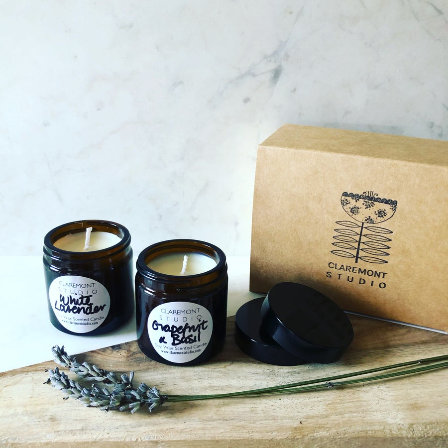 Image of Scented Candle Duo