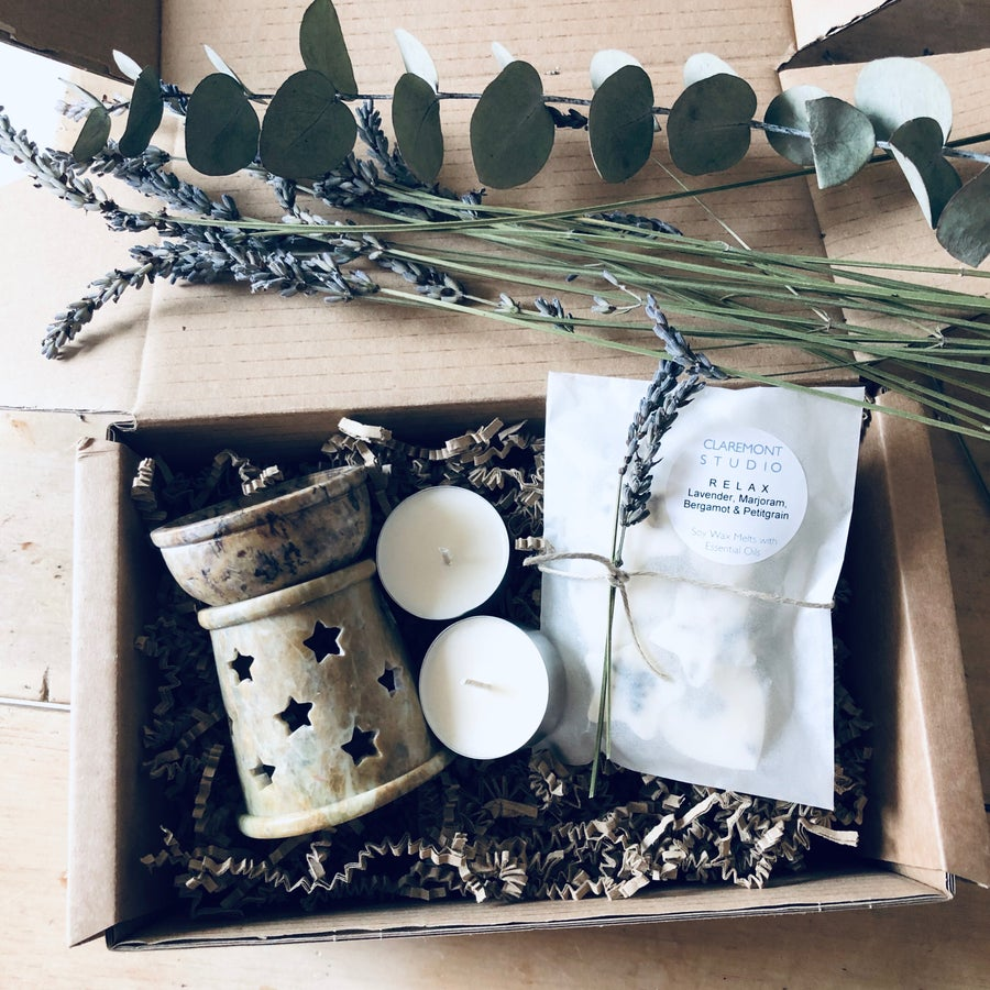 Image of Relax Gift Set