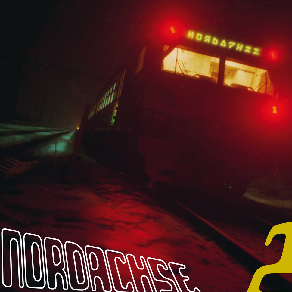 Image of Nordachse (MC Bomber & Shacke One) - Nordachse 2 - 2LP (NORDACHSE CASHGROUP)