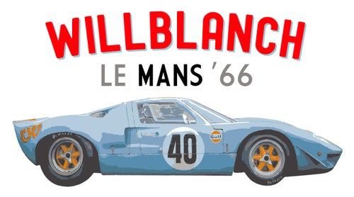 Image of LE MANS GT40 1966