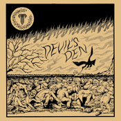 "Image of AA!#92 DEVILS DEN ""Barbed New Religon"" LP PRE-ORDER Shipping Mid May"