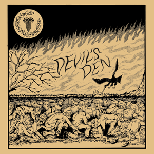 """Image of AA!#92 DEVILS DEN """"Barbed New Religon"""" LP PRE-ORDER Shipping NOW"""