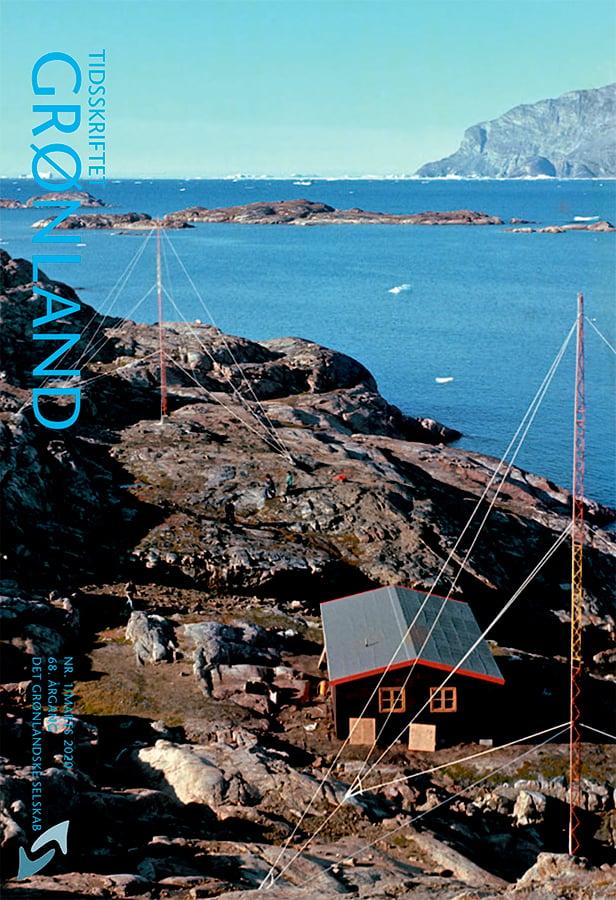 Image of TIDSSKRIFTET GRØNLAND, NR. 1/MARTS 2020. 68. ÅRGANG