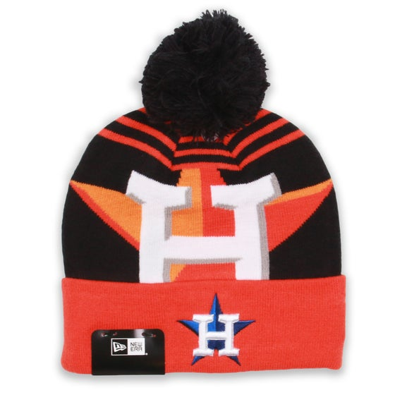 Image of Houston Astros Pom Beanie