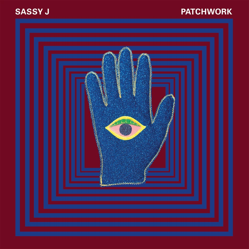 Image of Various - Sassy J - Patchwork - 2LP (RUSH HOUR)